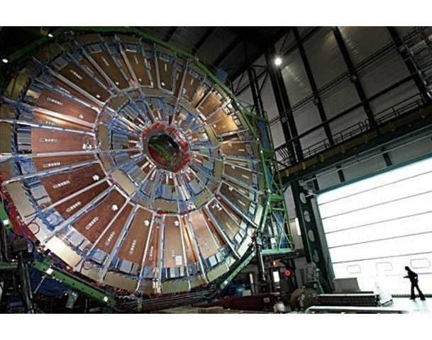 Large Hadron Collider goes on winter break